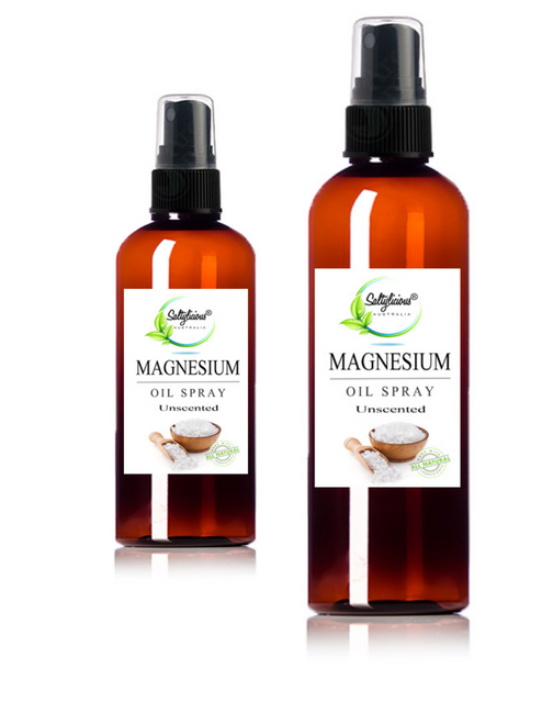 Unscented Magnesium Oil Spray