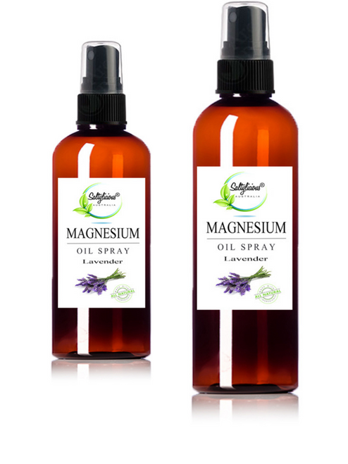 Lavender Magnesium Oil Spray