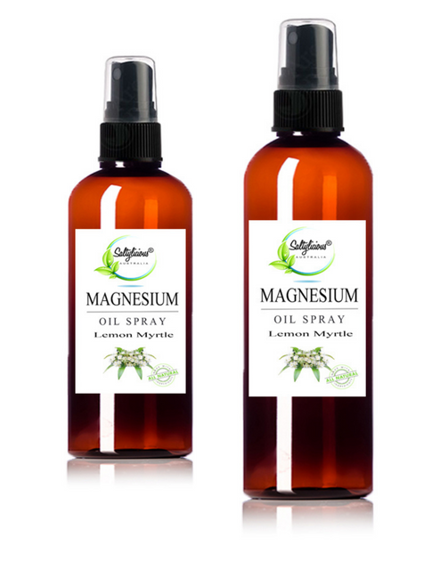 Magnesium Oil Spray With Lemon Myrtle