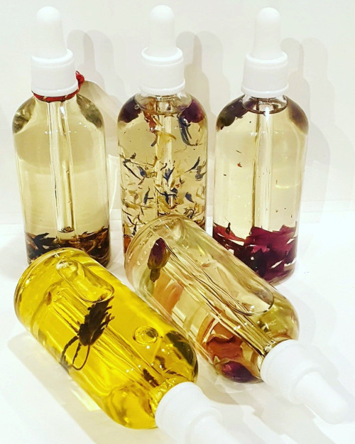 Body Oils Gift Set of Five