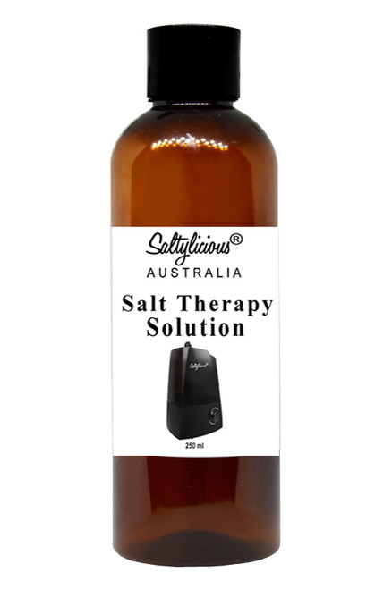 Saltylicious® Himalayan Salt Solution