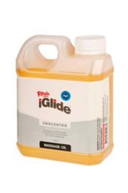 H2O Massage Oil iGlide Unscented 500ML