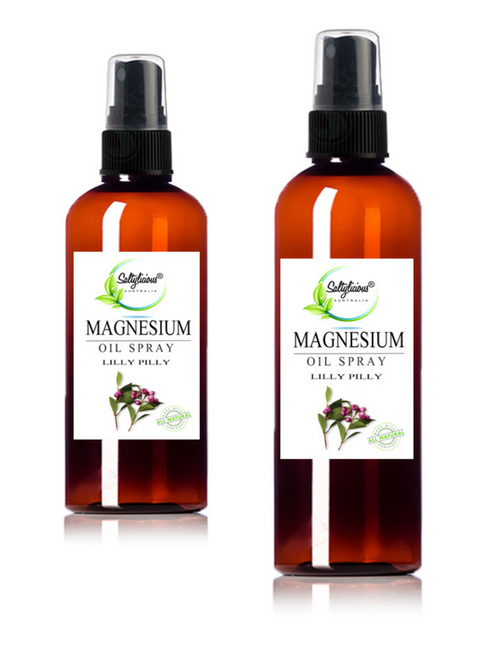 Magnesium Oil Spray with Lilly Pilly