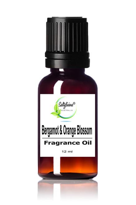 Bergamot & Orange Blossom Fragrance Oil