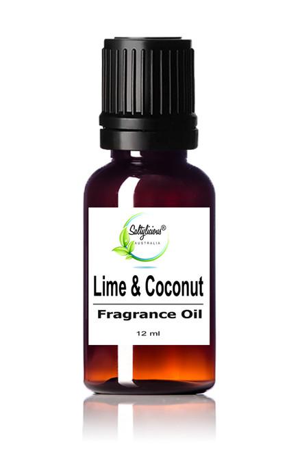 Lime & Coconut Fragrance Oil
