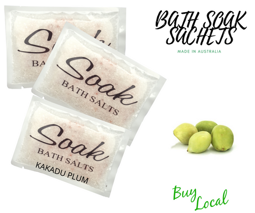 SOAK SACHET WITH KAKADU PLUM