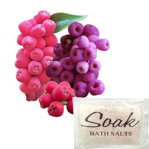 BATH SOAK SACHET WITH LILLY PILLY