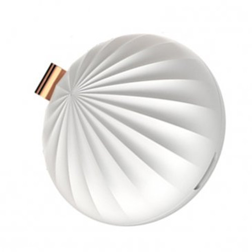 Mini USB  Aromatherapy  Diffuser Shell Design White