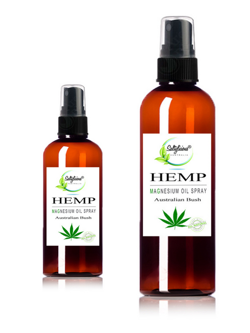 Australian Bush with Hemp Magnesium Oil Spray