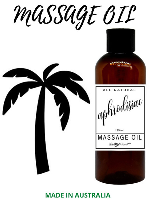 Massage Oil Aphiodisiac