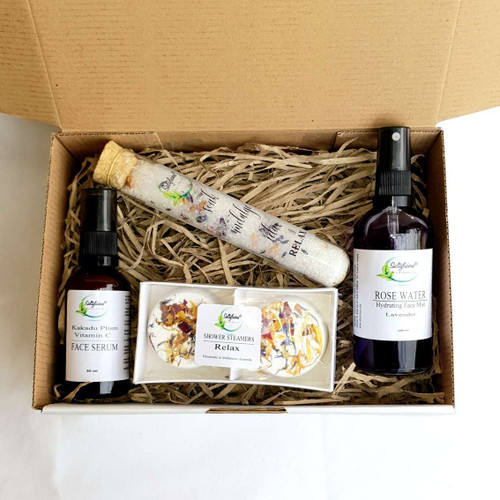 Relaxing Shower & Bath Gift  Hamper