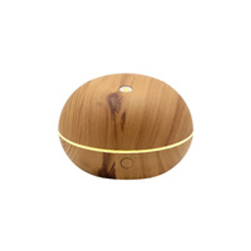Mini Orb Aromatherapy Ultrasonic Diffuser Woodgrain