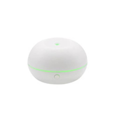 Aromatherapy Ultrasonic Mini Orb Diffuser White