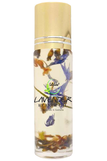 Elixir Roll On with Lavender