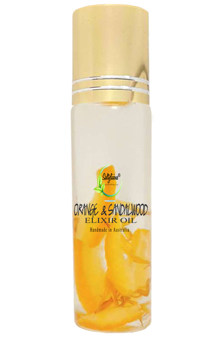 Elixir Roll On Orange & Sandalwood