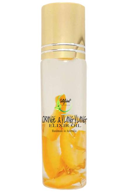 Elixir Roll On Orange & Ylang Ylang