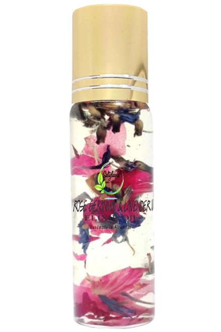 Elixir Roll On Rose Geranium & Lavender