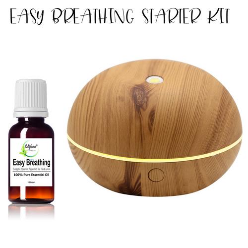 Easy Breathing Aromatherapy Starter Kit