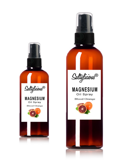 Blood Orange Magnesium Oil Spray