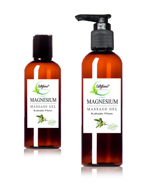 Kakadu Plum Magnesium Massage Gel