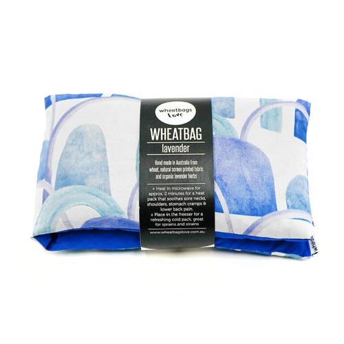 Arches Blue Wheatbag