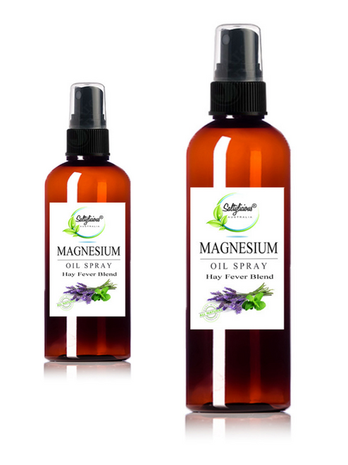 Hayfever Magnesium Oil Spray