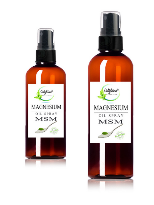 MSM Magnesium Oil Spray