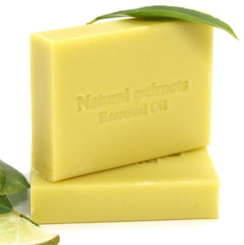 Lime and Oil of Bay Coconut Soap