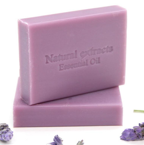 French Lavender Coconut Soap