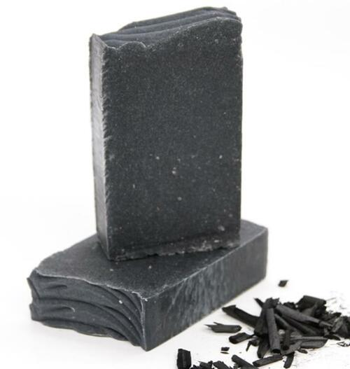 Activated Charcoal Olive Oil Soap