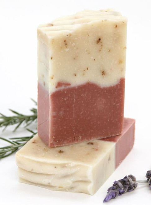 Rosemary & Lavender Olive Oil Soap