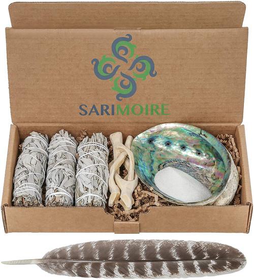 Sage Smudge Kit