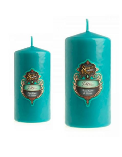 Ishtar Pillar Candle