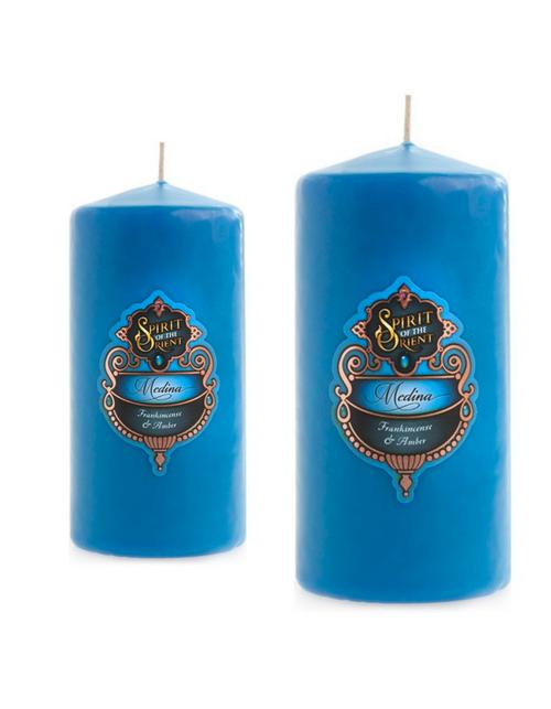Medina Pillar Candle