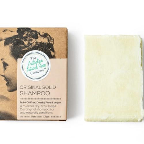 Original Solid Shampoo Bar