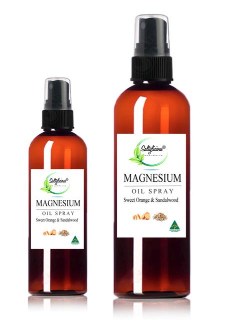 Sweet Orange & Sandalwood Magnesium Spray