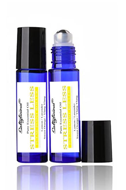 Stress Less Elixir Pulse Point Roller