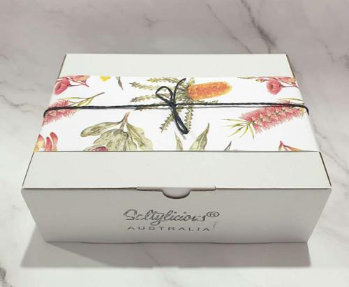 Banksia White Gift Box