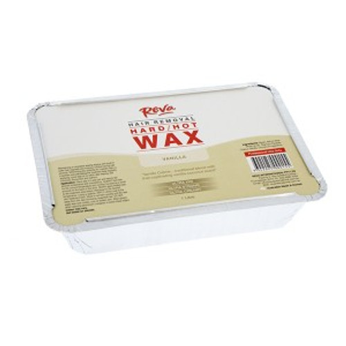 Vanilla Hot Wax