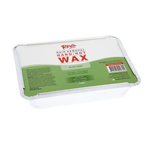 Aloe Vera Hot/Hard Brazilian Wax