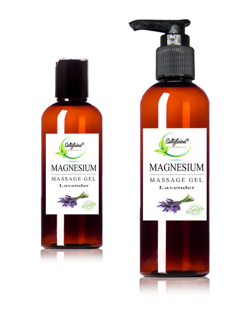 Lavender Magnesium Massage Gel