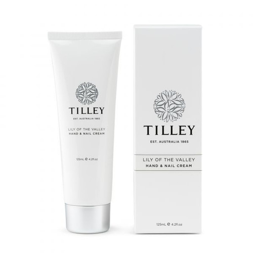 Lily Of The Valley Deluxe Hand & Nail Cream 125mL