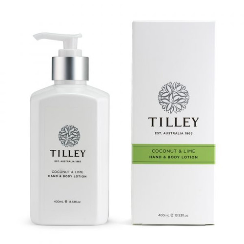 Coconut & Lime Body Lotion 400mL