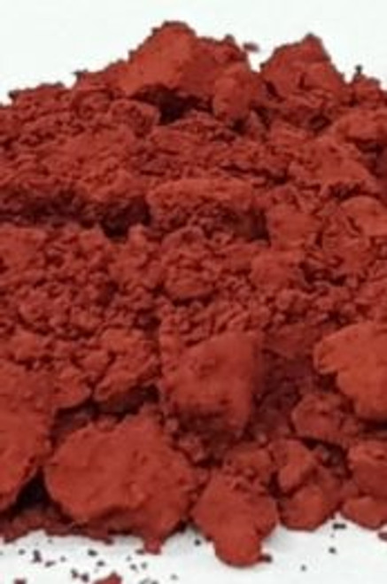 Iron Oxides – Red