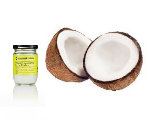 Organic Coconut Oil for the Kitchen 200mL