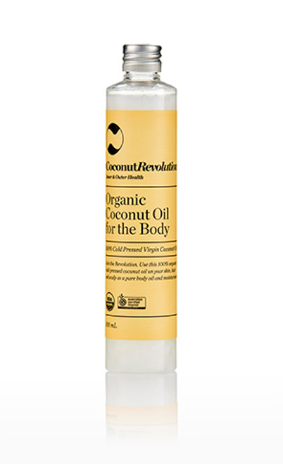 Organic Coconut Oil For The Body 100ml