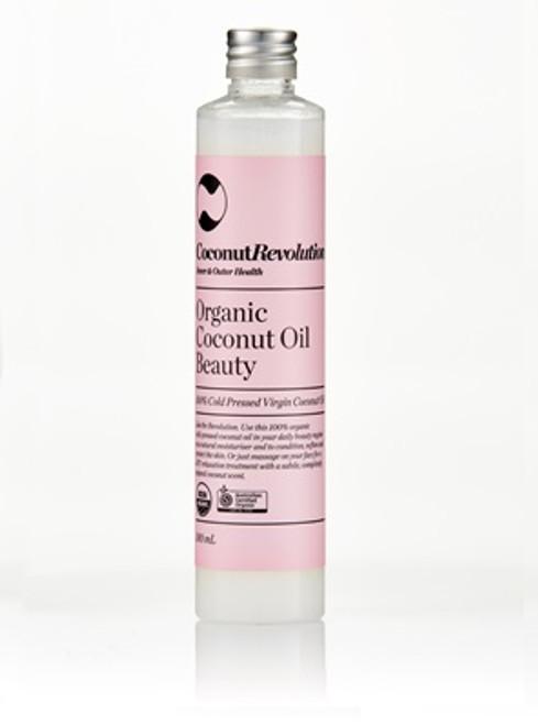 Organic Coconut Oil Beauty 100ml