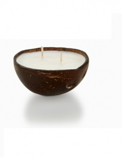 Coconut Lemongrass Candle - Shell