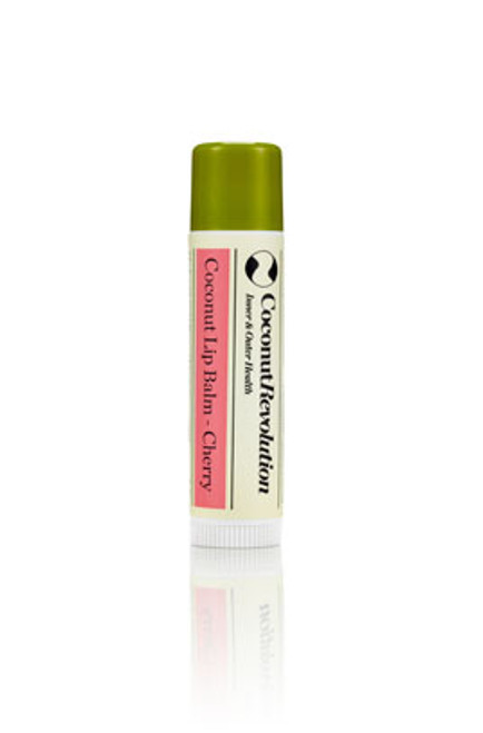 Coconut Lip Balm Cherry stick
