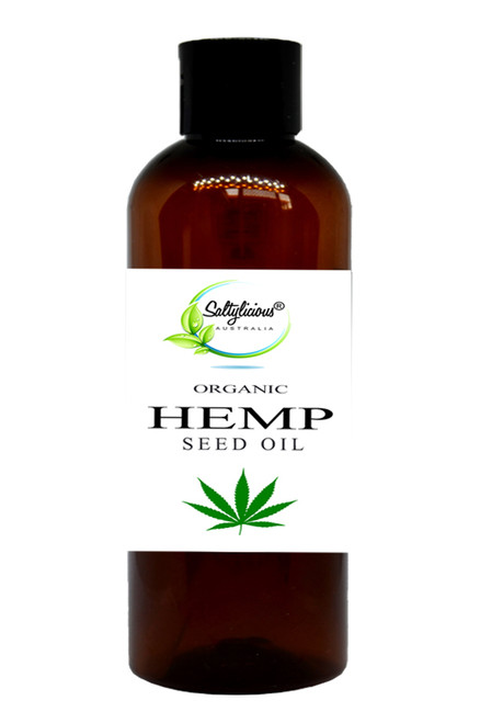 Organic Hemp Seed Oil 500ml